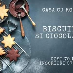 ciocolata biscuiti