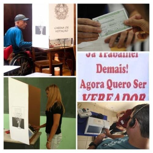cadeirante votando- eleição 2016- de papo com Claudinha