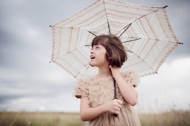 Valentina foi inspiração para história criada por mãe no Sul de MG (Foto: Tatane Borges)