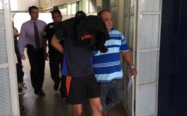 Estudante que atirou contra a turma está em um centro de internação (Foto: Vitor Santana/ G1)