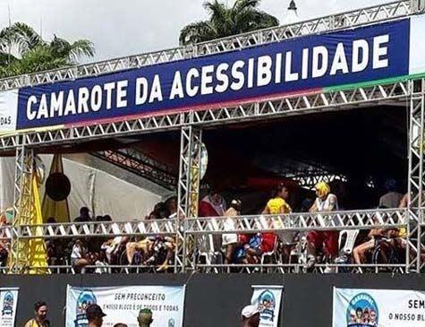Camarote da Acessibilidade