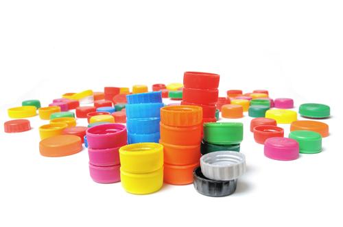 Você consegue pensar em alguma situação em que possa utilizar essas tampinhas no ensino de matemática?
