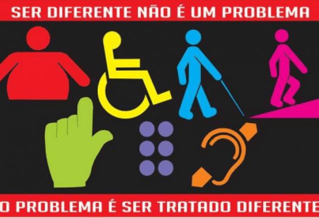 Resultado de imagem para Direitos das Pessoas com Deficiência: