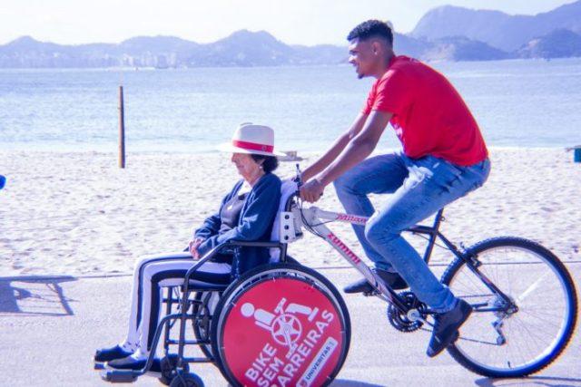 Projeto 'Bike Sem Barreiras'