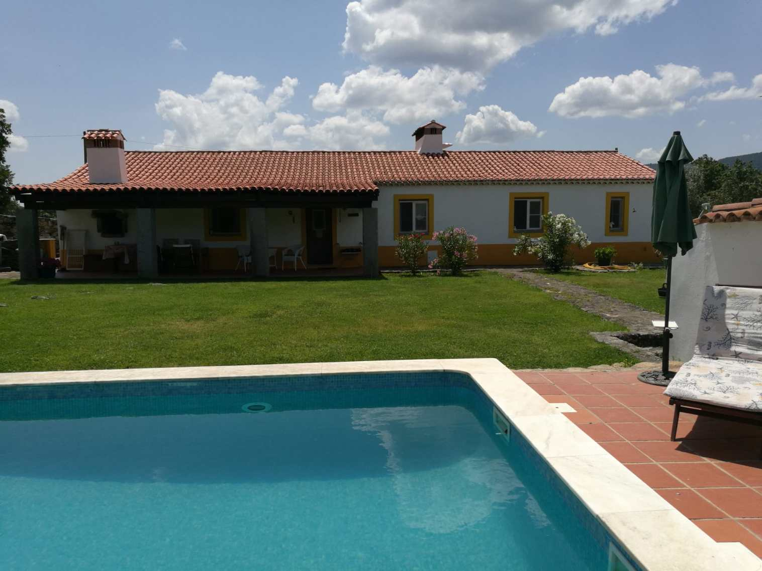 Casa das Amoras House & Swimming Pool