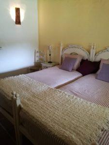 Casa das Amoras White Bedroom