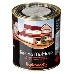 Resina Acrílica Hydronorth incolor multiuso 900ml