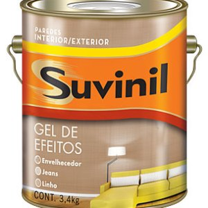 Suvinil Gel de Efeitos  3,4kg