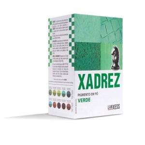 Xadrez em Pó Lanxess – Verde 500g