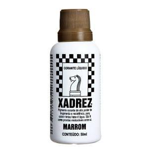 Corante Liquido Xadrez Sherwin Williams – Marrom 50 ml