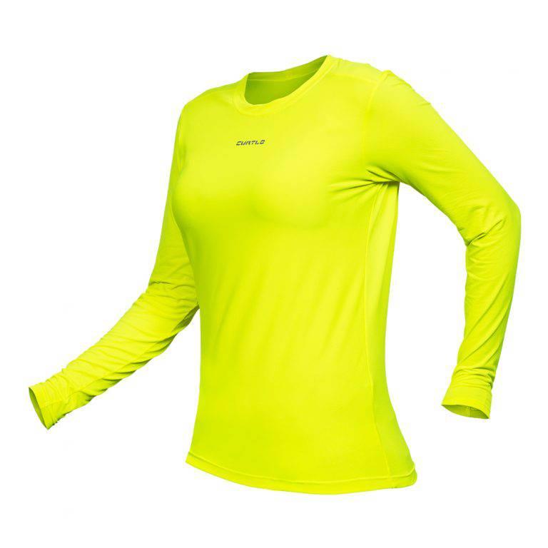 Camiseta Active Fresh ML FEM – Curtlo