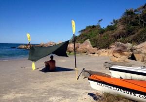Curso Kayak Camping