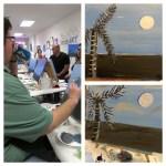 Paint, Balls, and Birthdays…