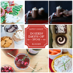 Christmas Party Menu – Dozen Days of Nog #SafeNog