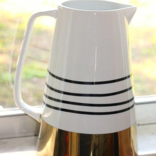 oh joy! for target porcelain pitcher
