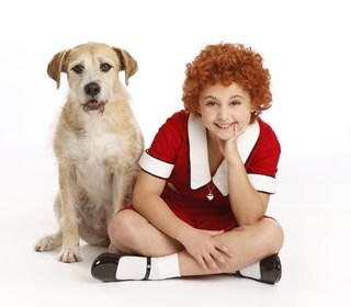 ANNIE comes to Tampa! #ANNIEonTour