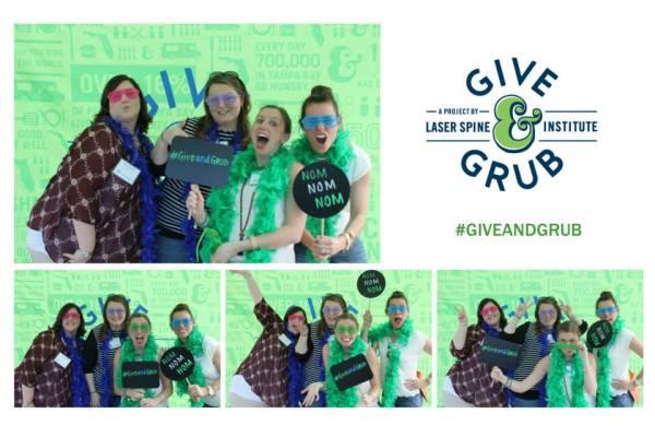 give and grub #GiveandGrub