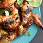 whole30 cilantro lime chicken wings [low-carb, paleo]