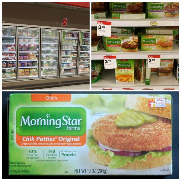 MorningStar Farms Collage