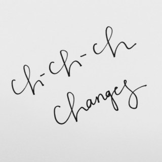 Ch-Ch-Ch-Changes @ Casa de Crews + a reader survey