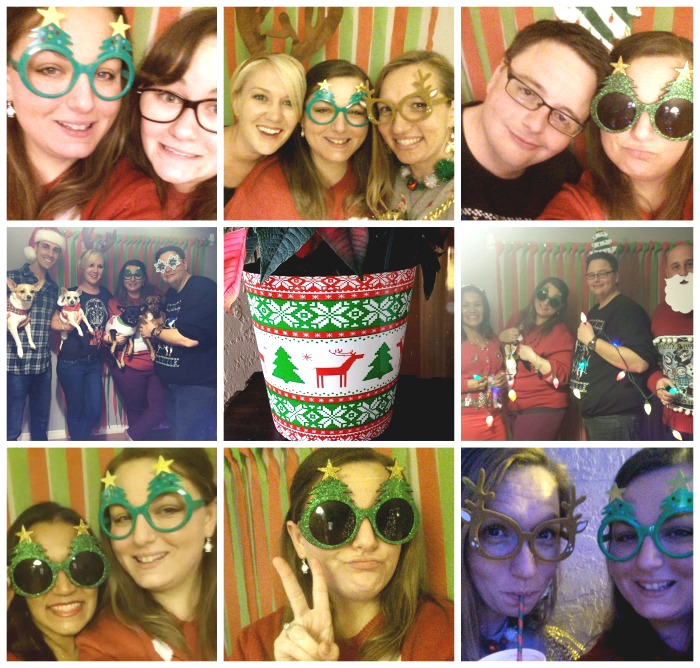 2015 ugly sweater party