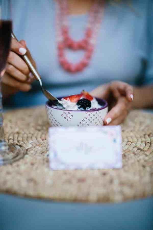 Brownie Berry Trifle | casadecrews.com