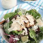 Jerk Chicken Caesar Salad
