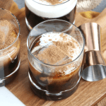 Pumpkin Spiced White Russians