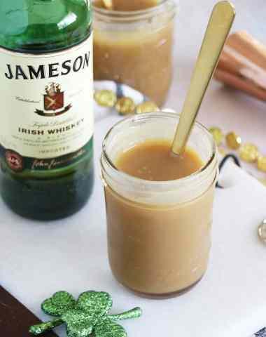 caramel whiskey sauce