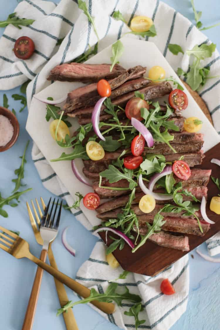 Keto Beef Recipes Flank Steak