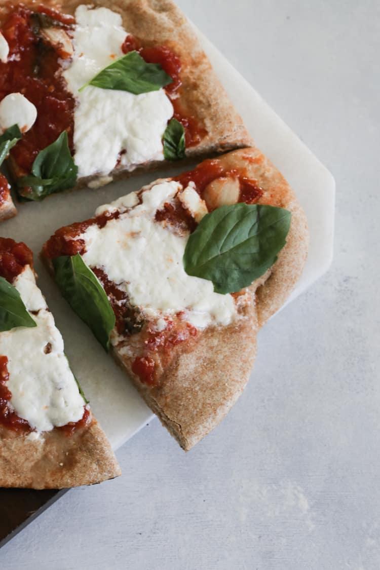 homemade spelt pizza dough recipe