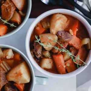 whole30 instant pot beef stew