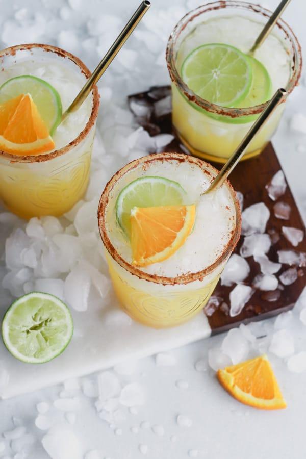 margarita mimosas