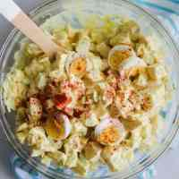 Whole30 classic potato salad