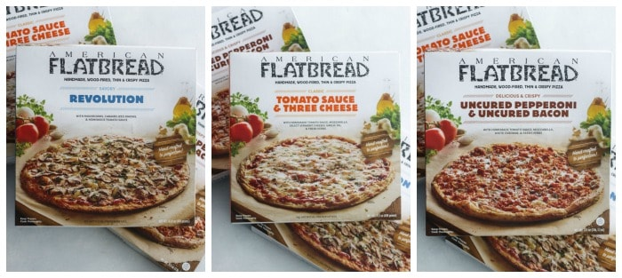 american flatbread pizza at Publix