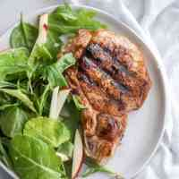 Habanero Grilled Pork Chops [whole30, low-carb]