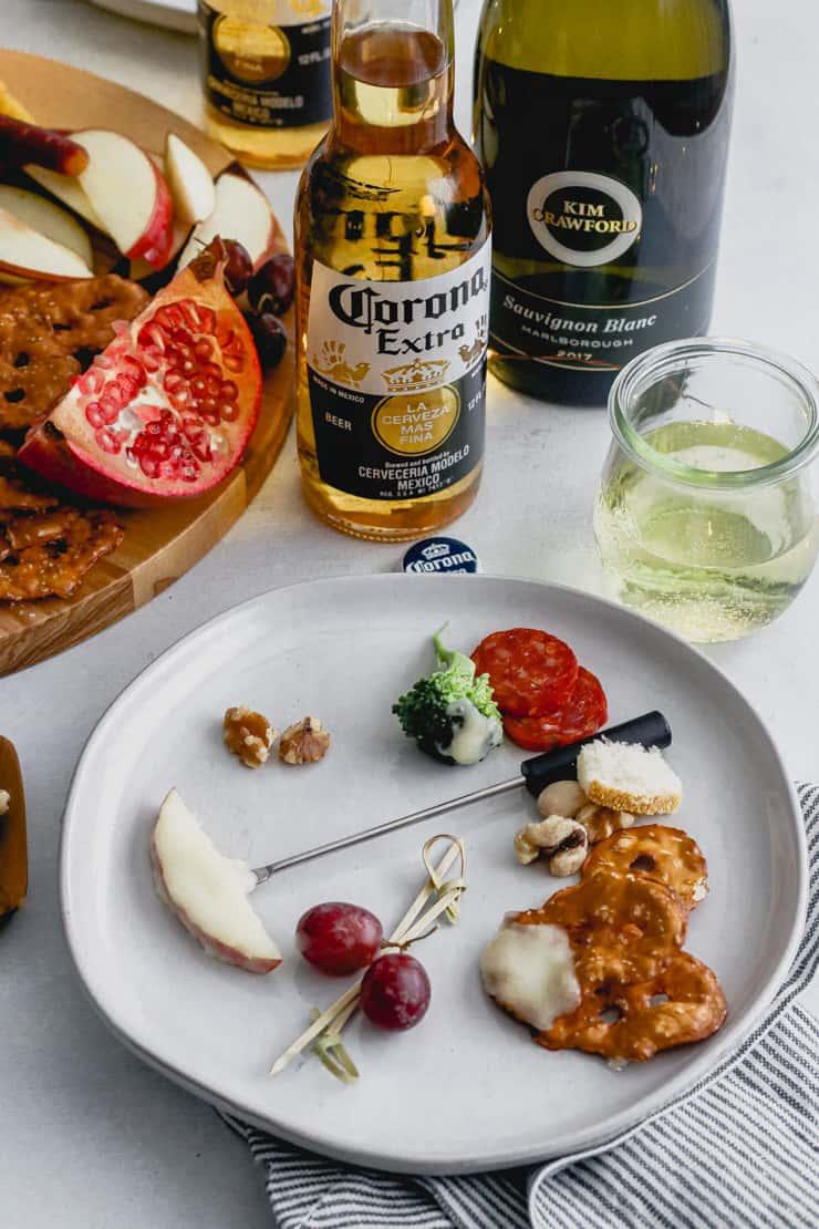 Easy Swiss Fondue Recipe