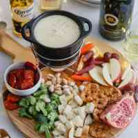 Easy Swiss Fondue Recipe