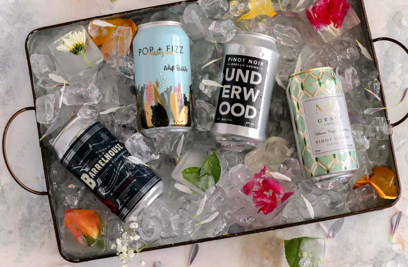 Best Canned Wines for Summer