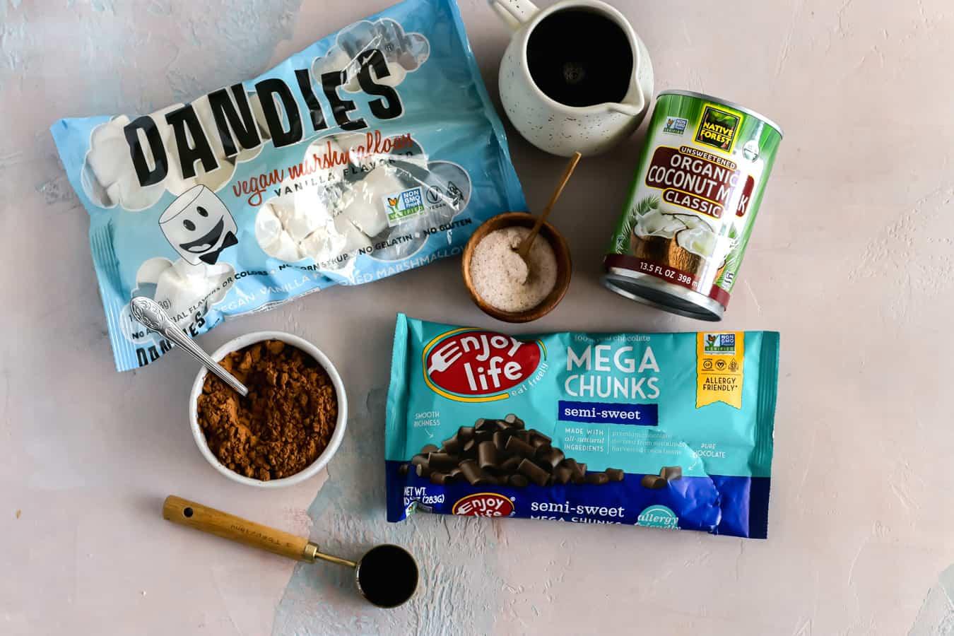 s'mores pie ingredients