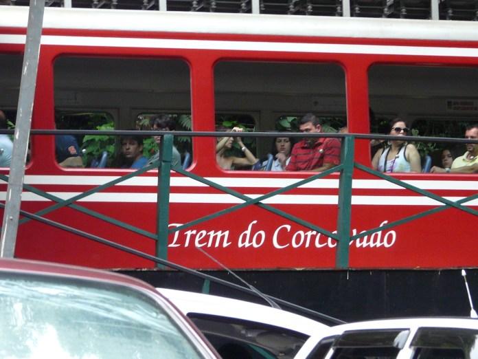 Rio de Janeiro Trem do Corcovado