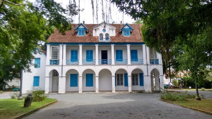 Museu Nacional da Imigração Joinville