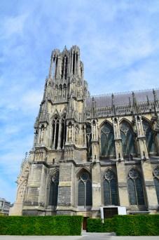 22 Reims Cathédrale Notre-Dame de Reims