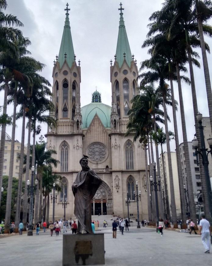 Praça da Sé São Paulo