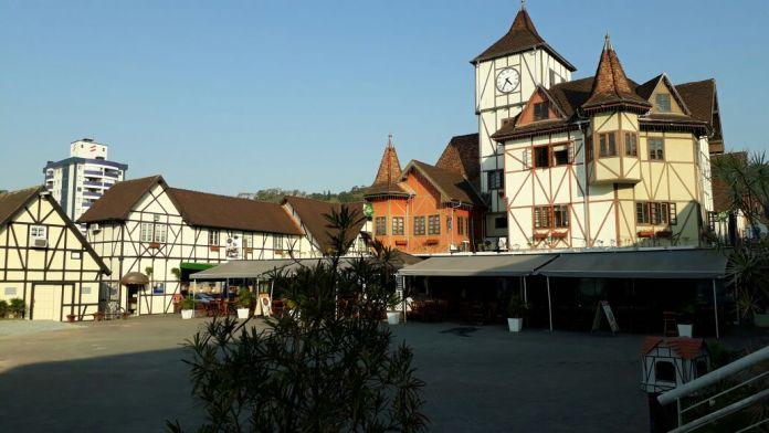 Restaurantes em Blumenau