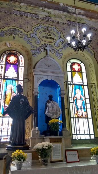 Rota da Fé em São Paulo Igreja Nossa Senhora dos Homens Pretos