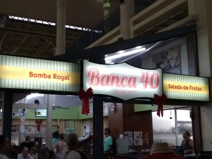 Mercado Público de Porto Alegre Banca 40