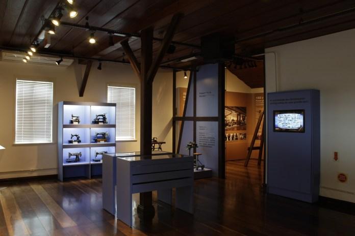 Museu Hering contribuição de colaboradores