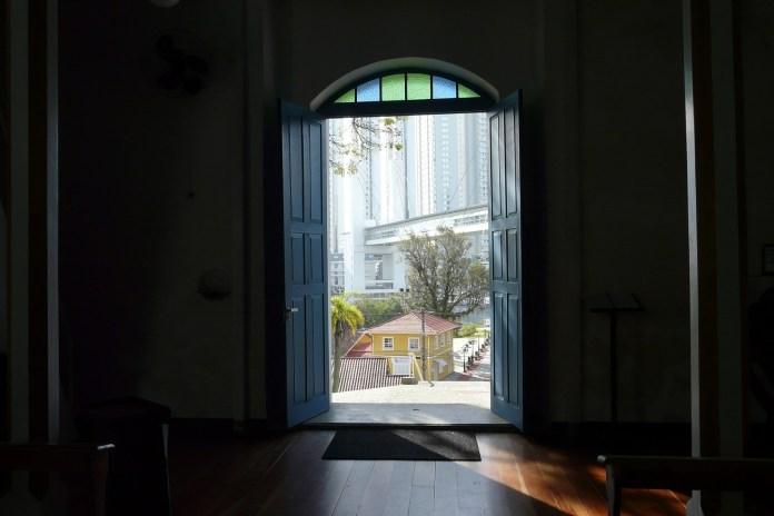 Igreja de Santo Amaro da Barra