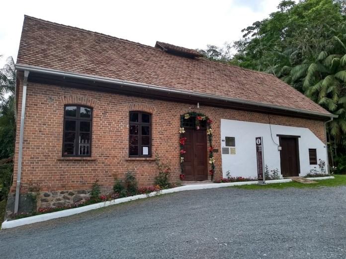 Museu da Cerveja Blumenau Cervejaria Feldmann